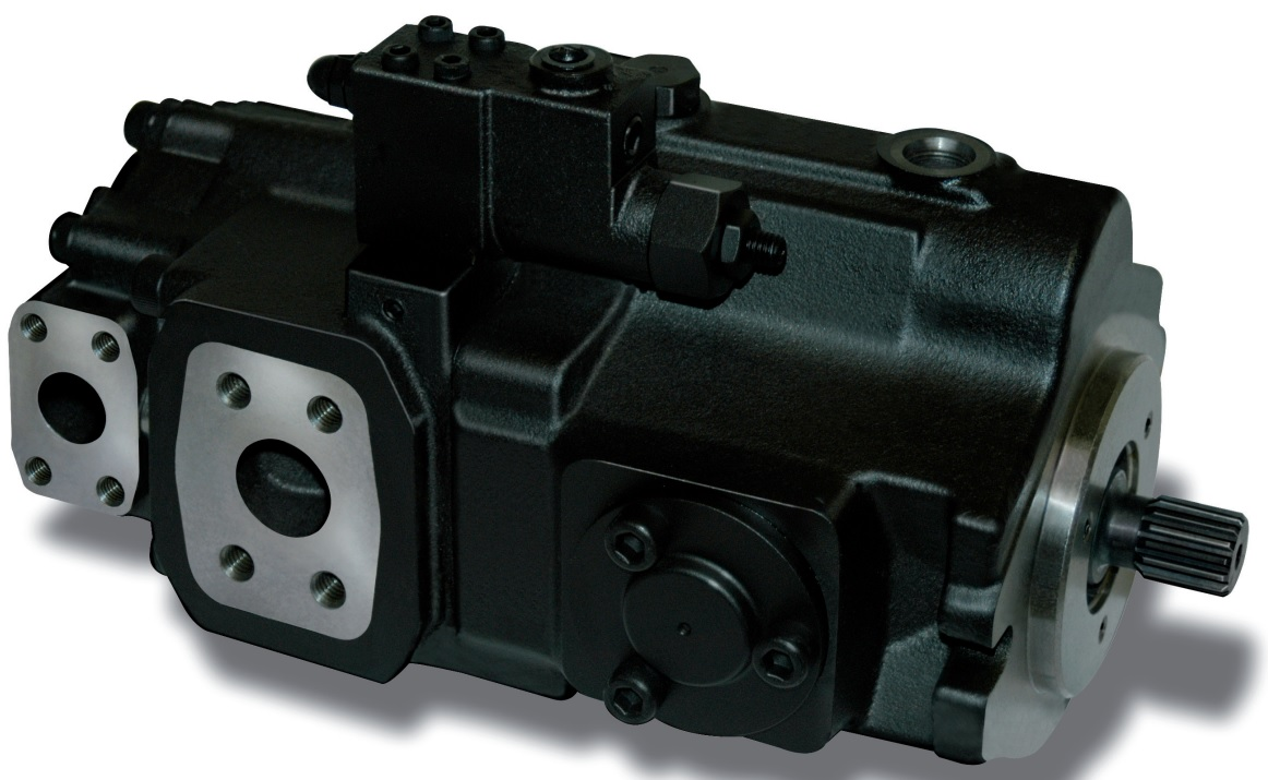 Parker hydraulic pump york hydraulics for Parker hydraulic motor distributors