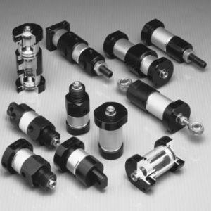 SMA Aluminium Cylinders