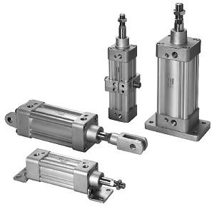 Metric Air Cylinders