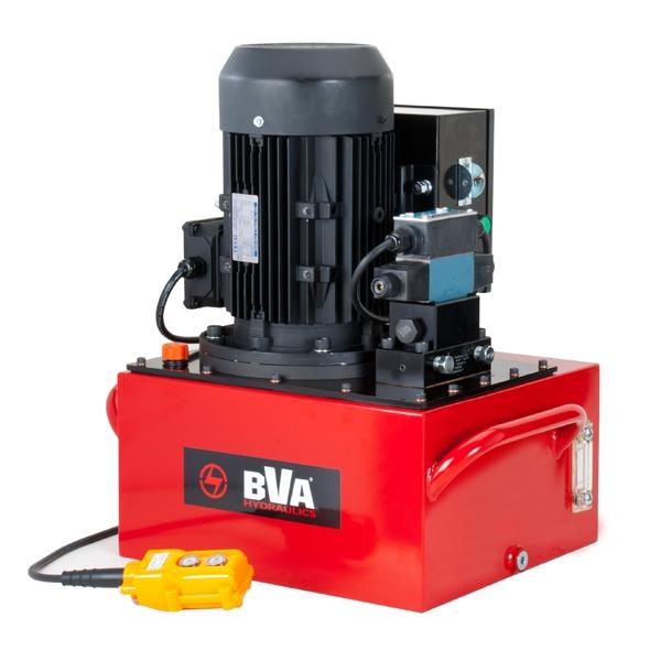BVA Hydraulic Power Units
