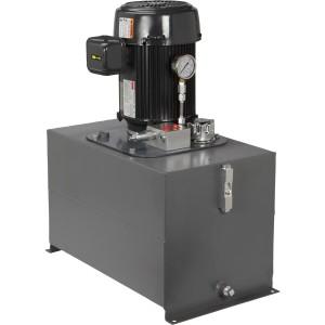 york hydraulic power unit