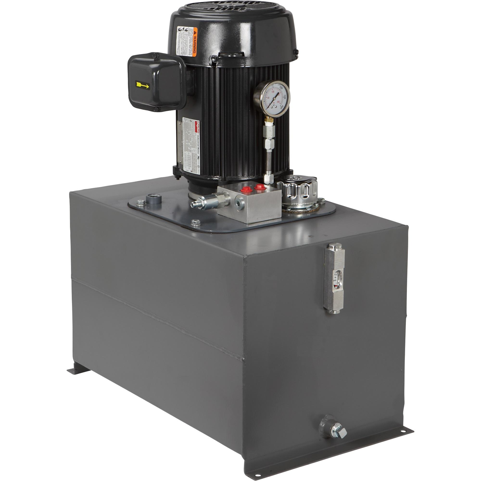 York Hydraulic Power Units